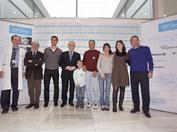 Campaña de sensibilización 2010 en el Hospital de Sant Pau de Barcelona