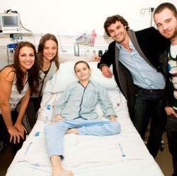 Visita a pacient Javier