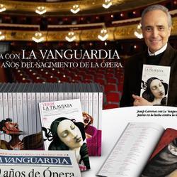 Colección Ópera La Vanguardia