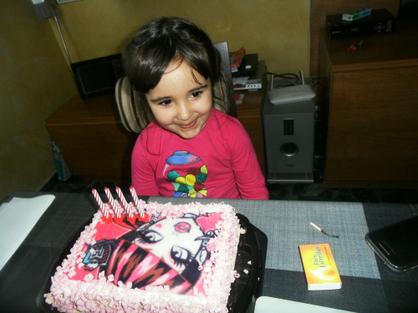 Begoña cumpleaños