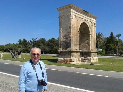 Joan, de viaje en 2013