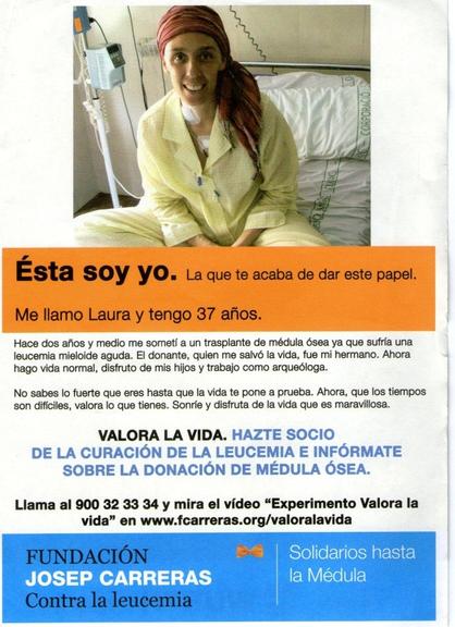 Laura Valora la Vida