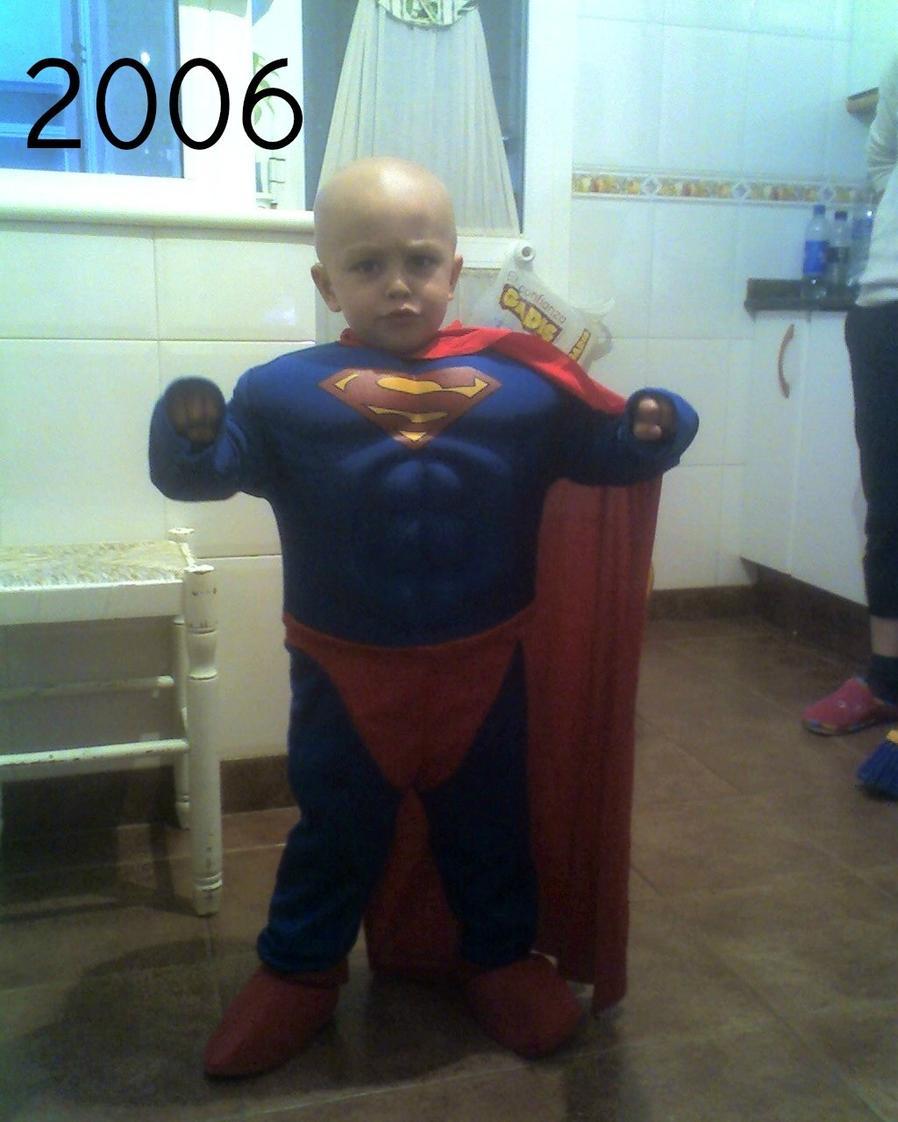 Mateo en el año 2006