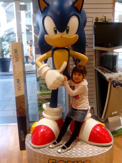 Mar i Sonic
