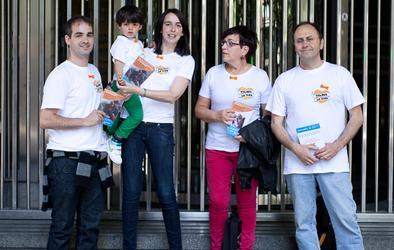 "Campaña 2013 Semana contra la Leucemia - ""Valora la vida"""