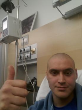 Agus, ex-paciente de LH