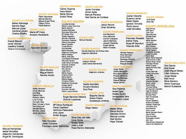 mapa SCL 2013
