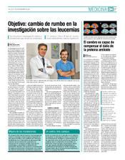 """Diario Médico: """"Objetivo: cambio de rumbo en la investigación sobre las leucemias"""""""