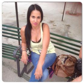 Noelia, ahora, ex-paciente leucemia