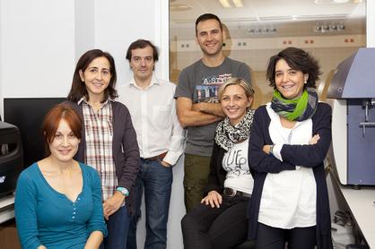 Dr. Pablo Menéndez team