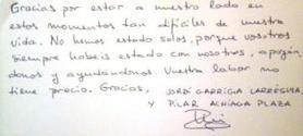 Llibre de visites Jordi Garriga