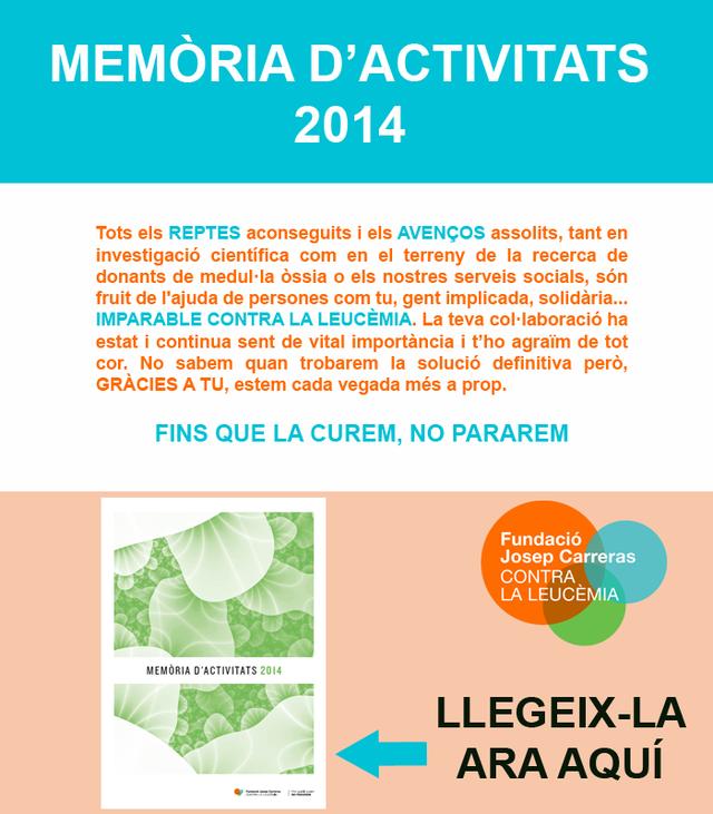 Memoria 2014 PF CAT