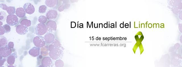 Capçalera Dia Linfoma Cast