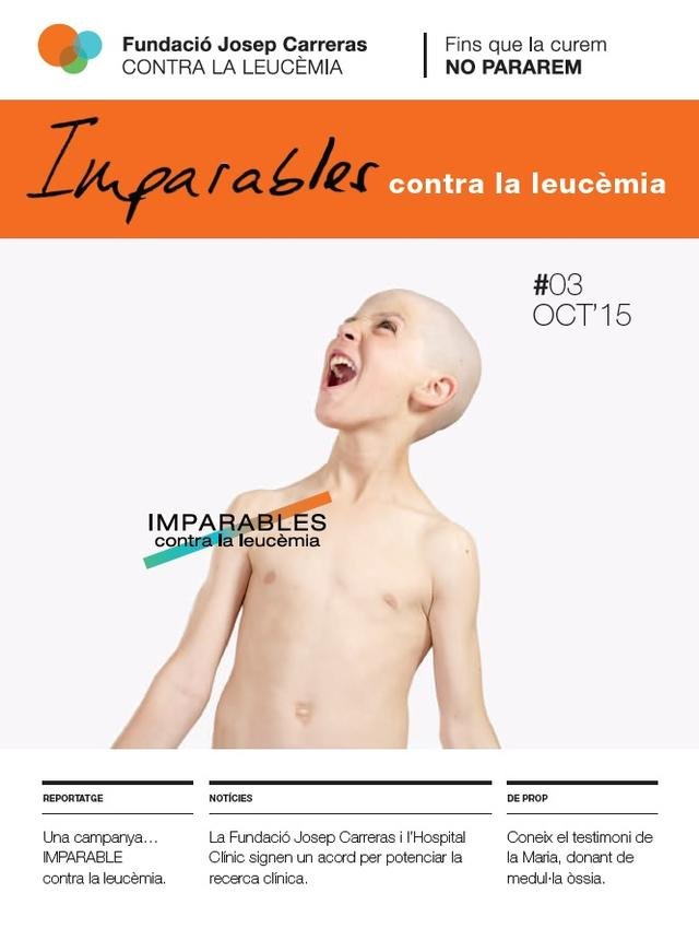 Portada revista imparables #03 CAT