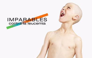 """2015 - 2016 """"Imparables contra la Leucemia"""""""