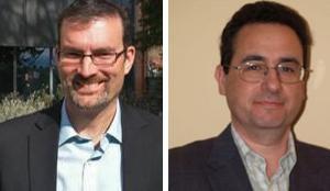Dr. Rafael Béjar i Manel Juan 300x174px