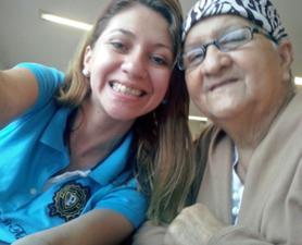 Julia Delgado e hija 2
