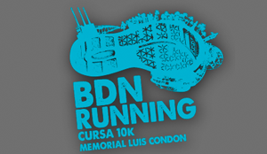 Logo Badalona Running