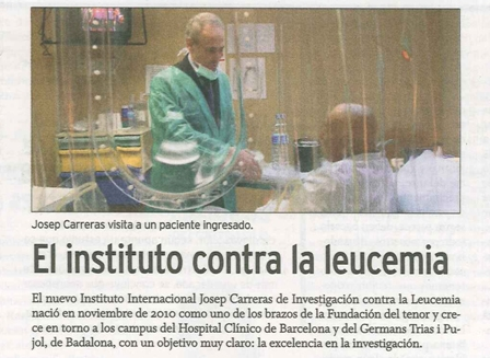 noticia diario médico Institut