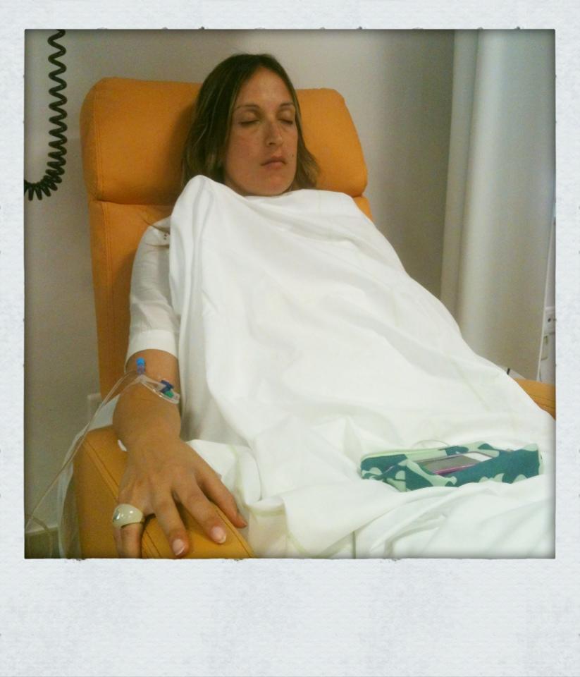 Vanessa, ex-paciente de Linfoma de Hodgkin